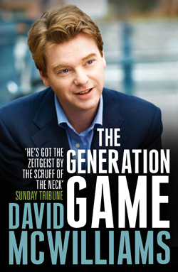 Paberback edition of Generation Game
