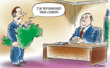 Ireland Reposessed