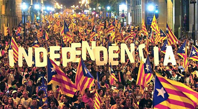 Catalonian Independence – How Things Unravel