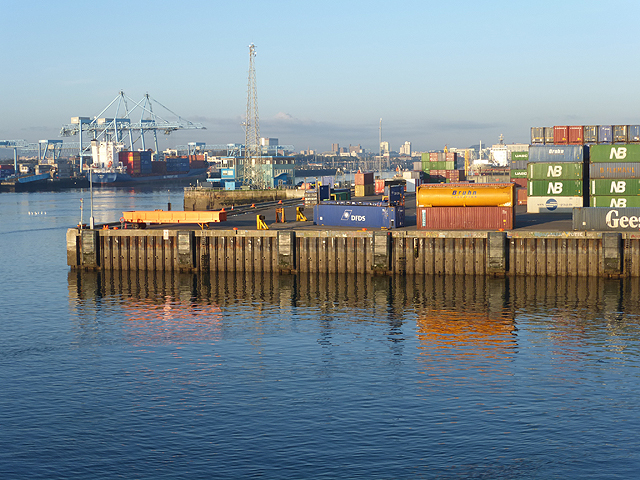 Dublin Port is a waste of space. Move it.