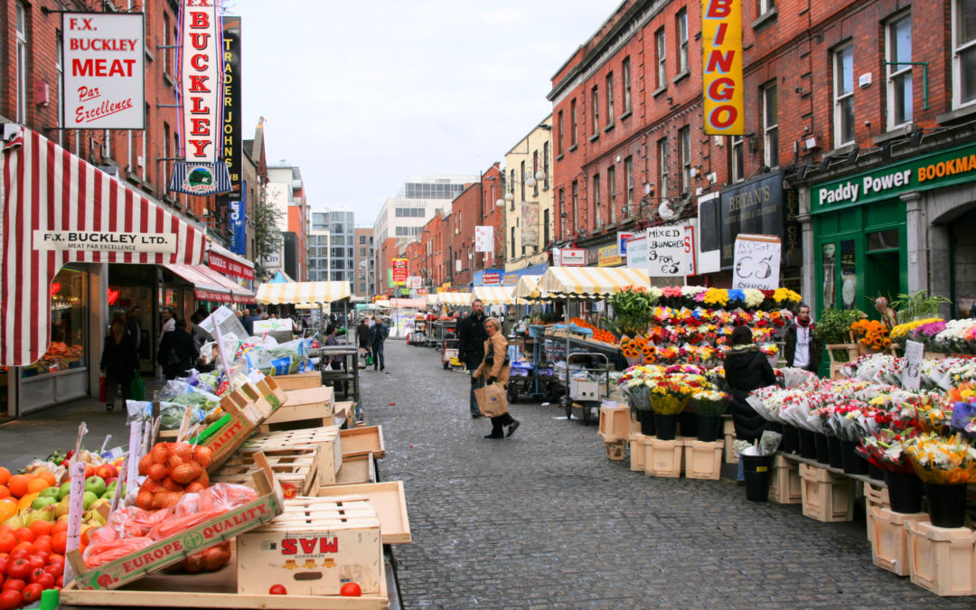 Dublin is squeezing out low-income workers