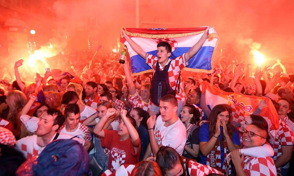 Croatia wins at football, loses in economics – the opposite of Ireland