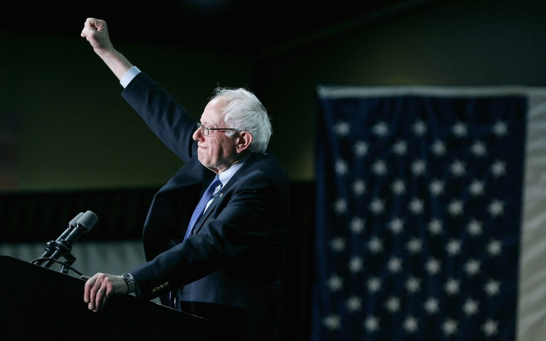 Can Bernie Sanders fix the broken American Dream?
