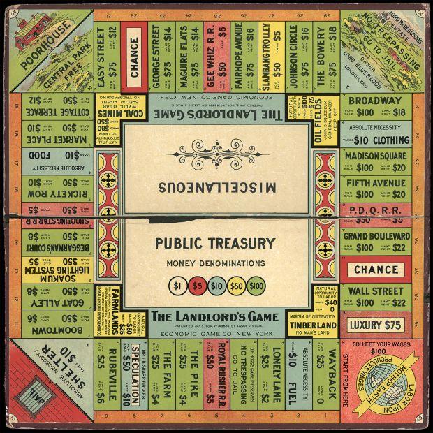 Ireland's Monopoly money rents are no game