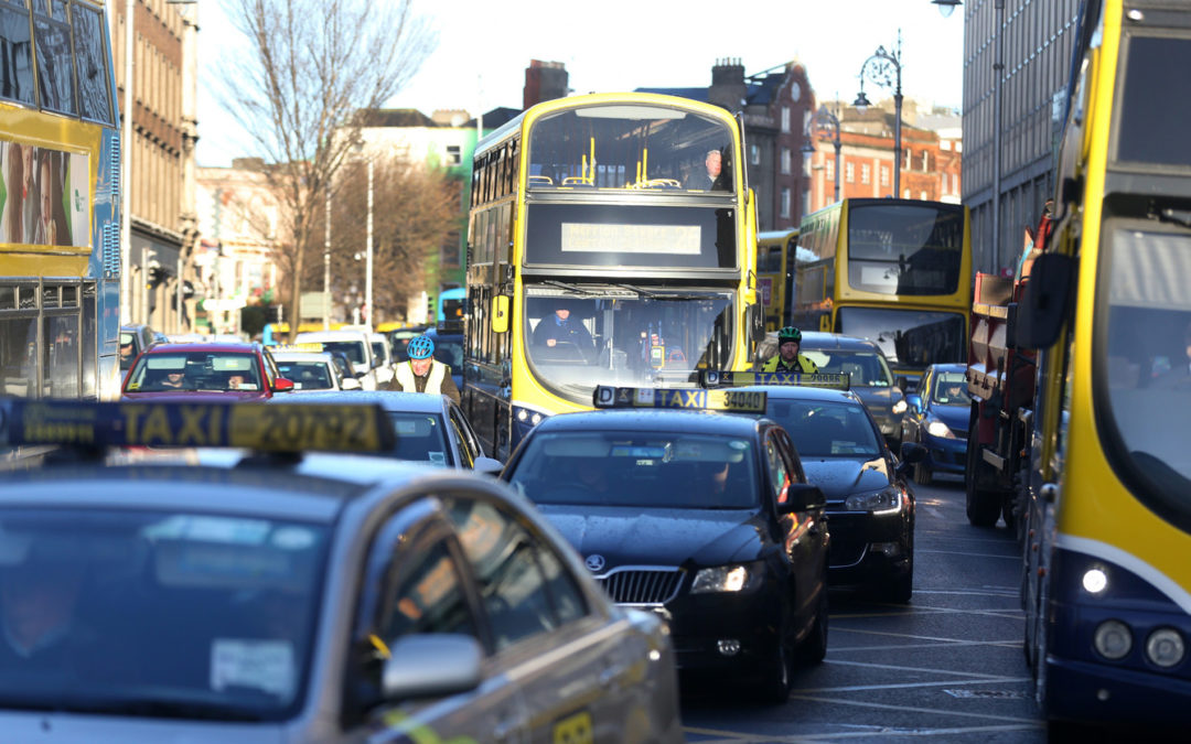 Introduce a congestion charge and make public transport free
