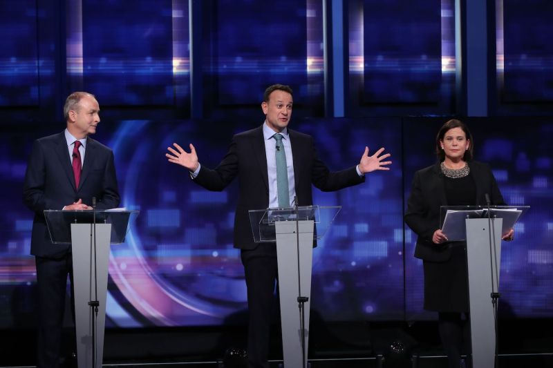Which coalition contenders are most economically compatible?
