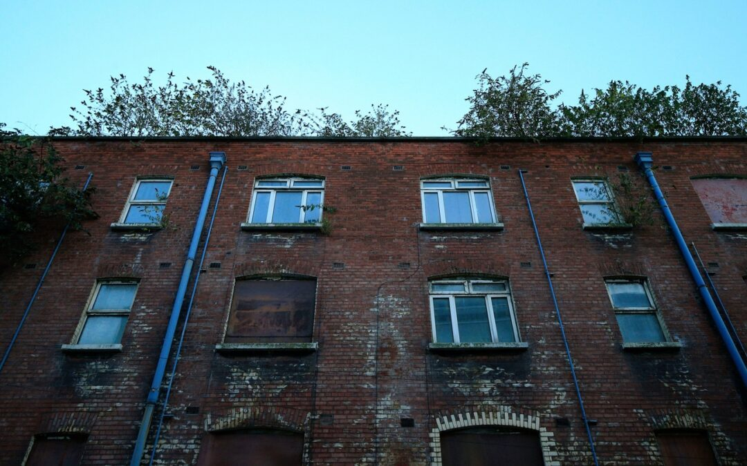 A plan to put Ireland's 200,000 vacant buildings to use