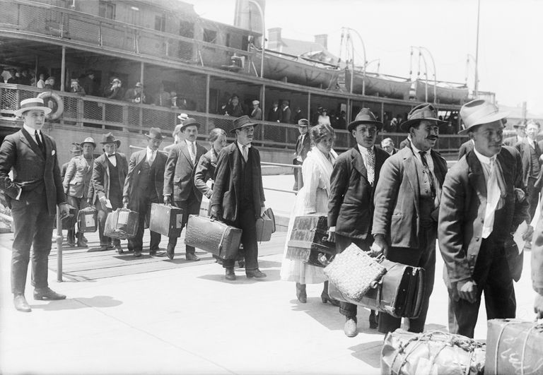 Are Ireland's relatively low Covid deaths due to emigration?